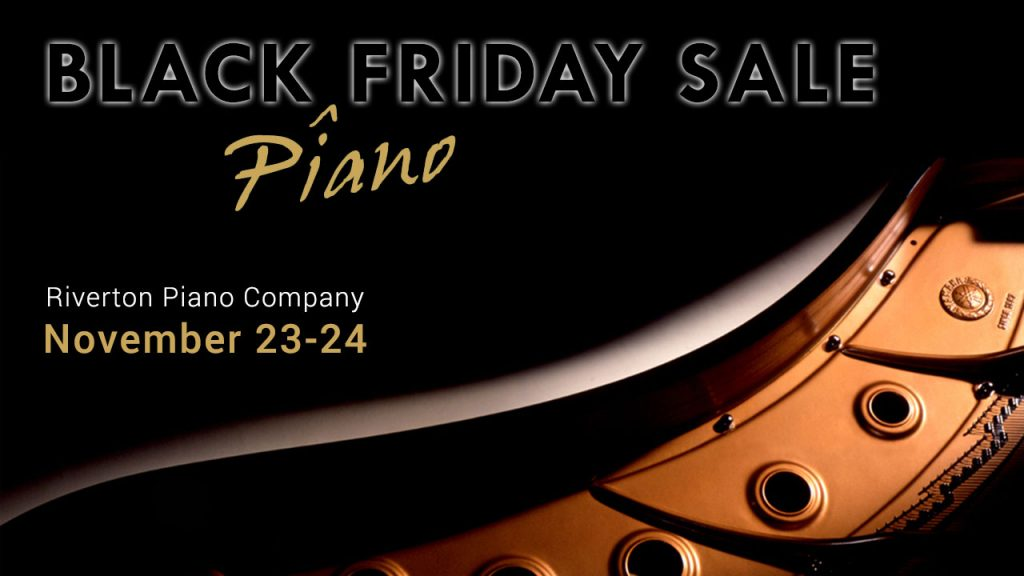 black friday piano sale