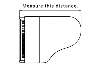 Grand Piano Size