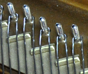 piano hitch pins