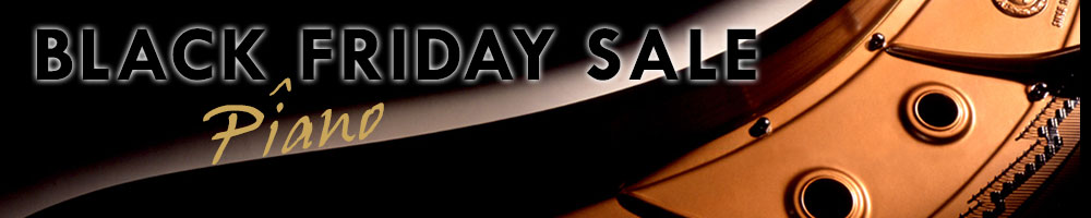 Black (Piano) Friday Sale!