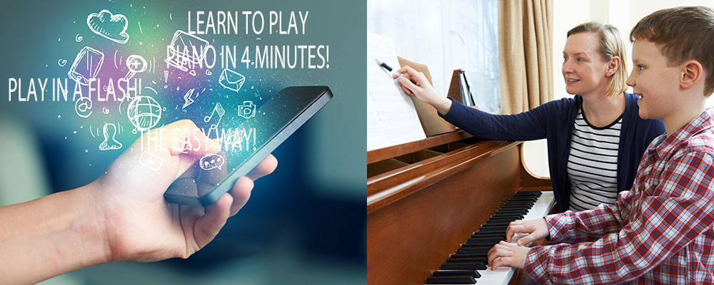 Can You Learn to Play Piano on YouTube?
