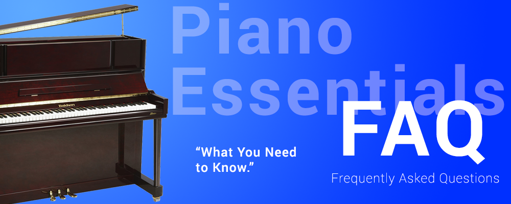 Piano Essentials FAQ: What You Need for Lessons