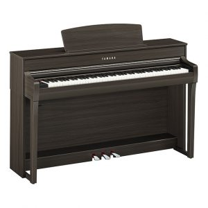 Yamaha Clavinova CLP-745dw Dark Walnut Digital Piano