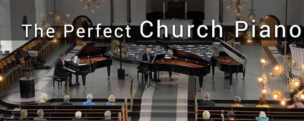 How to Find the Perfect Church Piano