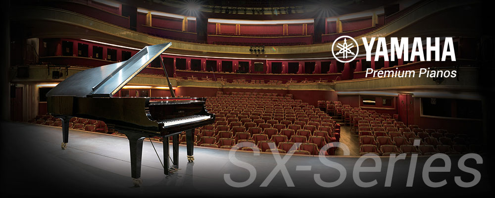 Yamaha SX Series – The New Contender in Premium Pianos