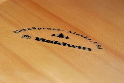 american sruce soundboard Baldwin pianos