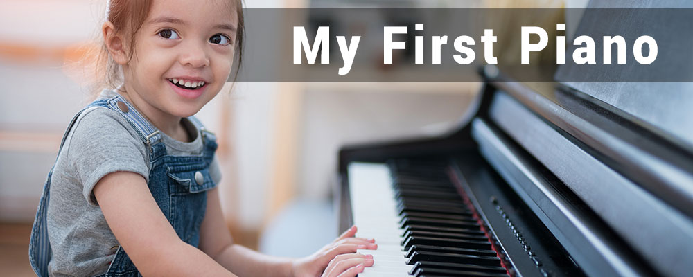 My First Piano – What You Need to Start Lessons