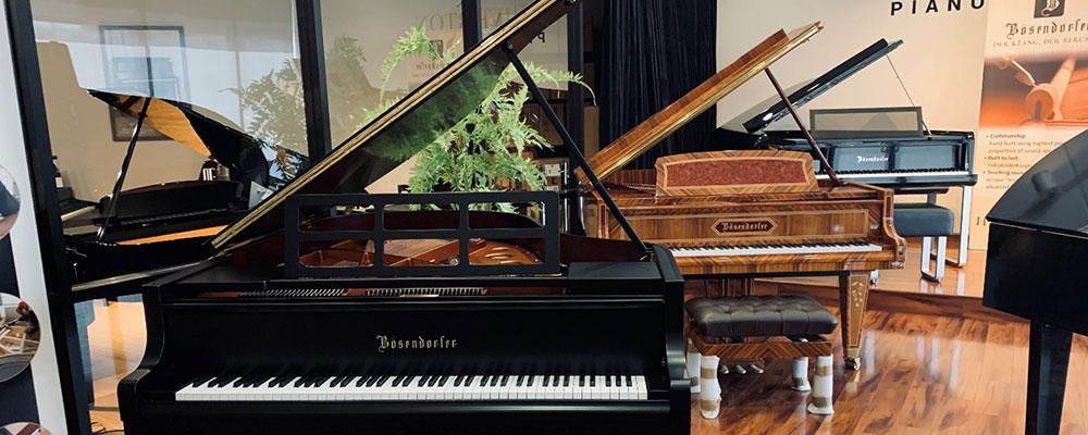The Arizona Bösendorfer Piano Salon