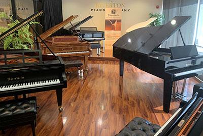 Bosendorfer Piano Store in Arizona