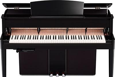 Yamaha N2 Hybrid Piano